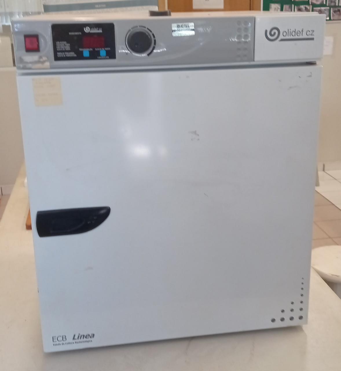 Estufa para esterilização e secagem